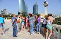 Number of foreigners visiting Azerbaijan up by over 12%