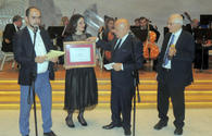 "Best architects awarded in Gabala <span class=""color_red"">[PHOTO]</span>"