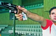 Ruslan Lunev  to compete at ISSF World Cup Final