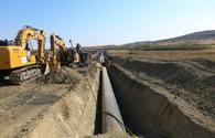 Over 50% of TAP pipes in Greece in ground