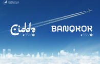 Special offers from AZAL on flights from Baku to Bangkok and Jeddah