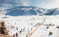 Azerbaijani ski resorts among popular in CIS