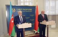 """Parliament speaker: Azerbaijan and Belarus should increase number of flights to develop tourism <span class=""""color_red"""">[PHOTO]</span>"""