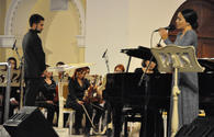 "Baku hosts concert dedicated to national composer <span class=""color_red"">[PHOTO]</span>"