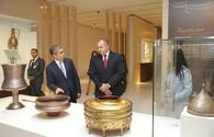 "President of Bulgaria visits Heydar Aliyev Center <span class=""color_red"">[PHOTO]</span>"