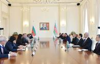 Ilham Aliyev: Bulgaria is a very close partner and friendly country for Azerbaijan