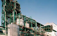 Construction of Azerbaijan's urea plant completed by 98%