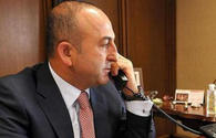 FM Cavusoglu holds phone call with NATO chief Stoltenberg