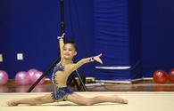 "Baku hosts START sports club open championship, cup in rhythmic gymnastics <span class=""color_red"">[PHOTO]</span>"