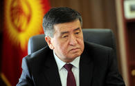 Sooronbai Jeenbekov satisfied with results of 2018