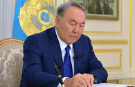Nursultan Nazarbayev amends Decree on switch to Latin-based alphabet