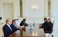 "Ilham Aliyev: There are good opportunities for GCC countries investing in Azerbaijan <span class=""color_red"">[PHOTO/UPDATE]</span>"