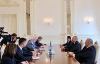 "President Ilham Aliyev receives Polish FM <span class=""color_red"">[PHOTO/UPDATE]</span>"