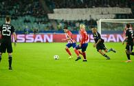 "Azerbaijan's Qarabag FC ties a draw with Spanish Atletico Madrid <span class=""color_red"">[PHOTO]</span>"