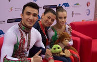 National pair wins medal in Poland