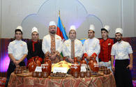 "Azerbaijan celebrates World Chefs Day <span class=""color_red"">[PHOTO]</span>"