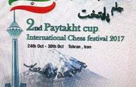 Azerbaijani chess players to compete at international tournament in Iran