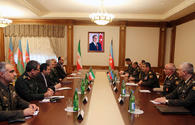 "Baku hosts meeting of Azerbaijan-Iran Working Group on Military Cooperation <span class=""color_red"">[PHOTO]</span>"