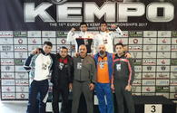 "Azerbaijani kempo fighters claim six medals in Romania <span class=""color_red"">[PHOTO]</span>"