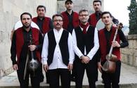 Synthesis of mugham and jazz to sound in UAE