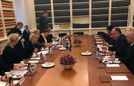 Sweden could benefit from North-South railway, Azerbaijani FM says