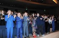 "Leyla Aliyeva attends ceremony to mark People's Artist Tofig Guliyev's centenary <span class=""color_red"">[PHOTO]</span>"