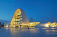 """CNN lists Heydar Aliyev Center among world's impressive cultural spaces <span class=""""color_red"""">[PHOTO]</span>"""