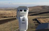 """Surveillance cameras installed on Turkish-Armenian border <span class=""""color_red"""">[PHOTO]</span>"""