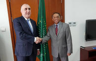 "Azerbaijan, African Union agree to exchange experience in several spheres <span class=""color_red"">[PHOTO]</span>"