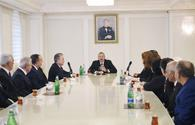 Ilham Aliyev: Azerbaijan demonstrating successful, fast, sustainable development