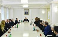 Ilham Aliyev: ACG deal extension to bring tens of billions of dollars to Azerbaijan