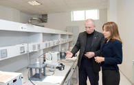 "New Atomic and Nuclear Physics laboratory established at Baku branch of Lomonosov Moscow State University <span class=""color_red"">[PHOTO]</span>"