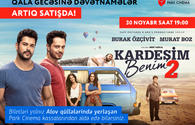 "Famous Turkish actors to visit Baku <span class=""color_red"">[VIDEO]</span>"