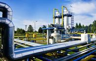 Azerbaijan exported 5.6 billion cm of gas in 10 months of this year