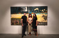 """YARAT founder's solo exhibition opens in Dubai <span class=""""color_red"""">[PHOTO]</span>"""