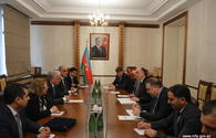Azerbaijani FM receives mayor of Egypt's Sharm El Sheikh