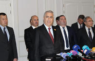 "Azerbaijan allocates $500M to Iran within North-South project <span class=""color_red"">[PHOTO/UPDATE]</span>"