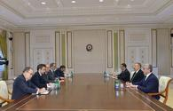 "President Aliyev: Azerbaijan-Brazil relations to continue developing successfully <span class=""color_red"">[UPDATE]</span>"