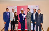 "ABL Cup: Pullman Hotel hosts ceremony of play-off draw <span class=""color_red"">[PHOTO]</span>"