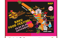 Don't miss delicious food festival!