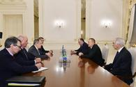 "Ilham Aliyev: Azerbaijan is extremely interested in early settlement of Nagorno-Karabakh conflict <span class=""color_red"">[UPDATE]</span>"