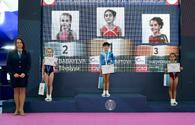 "Winners of day 2 of Azerbaijan Championship in Artistic, Acrobatics Gymnastics <span class=""color_red"">[PHOTO]</span>"