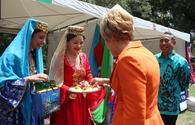 "Azerbaijan joins Int'l Festival of National Cuisine <span class=""color_red"">[PHOTO]</span>"