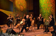 """National music performed in the grandiose Mugham Center <span class=""""color_red"""">[PHOTO]</span>"""