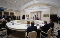 Sochi gathers Russian, Turkish, Iranian leaders to discuss Syria's future
