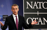 NATO grateful for continued commitment of Azerbaijan to Afghanistan mission, says Stoltenberg
