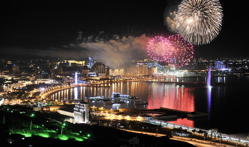 Best places to spend New Year\'s eve in Azerbaijan [PHOTO]