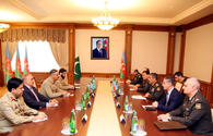 "Azerbaijan, Pakistan mull military cooperation <span class=""color_red"">[PHOTO]</span>"