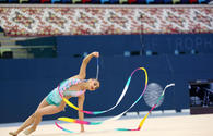 """Best moments of gymnastics competitions in Baku <span class=""""color_red"""">[PHOTO]</span>"""