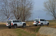 OSCE monitoring on line of contact of Azerbaijani, Armenian troops ends without incident